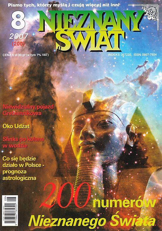 Nieznany Świat w wizjerze astrologa - NŚ 10/2010